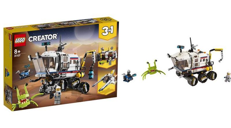 LEGO Creator 31107 Lunar Explorer