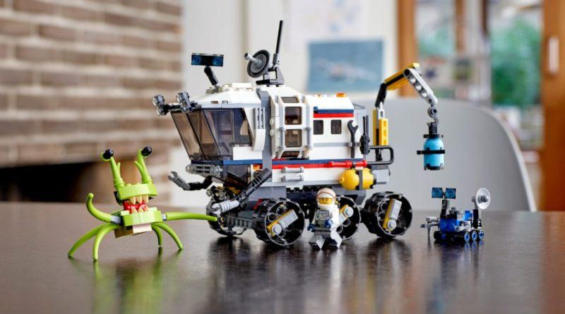 LEGO Creator 31107 Space Rover Explorer featured