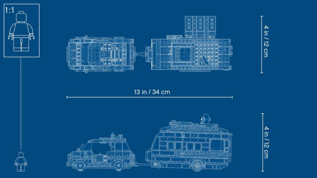 LEGO Creator 31108 Caravan Family Holiday 10