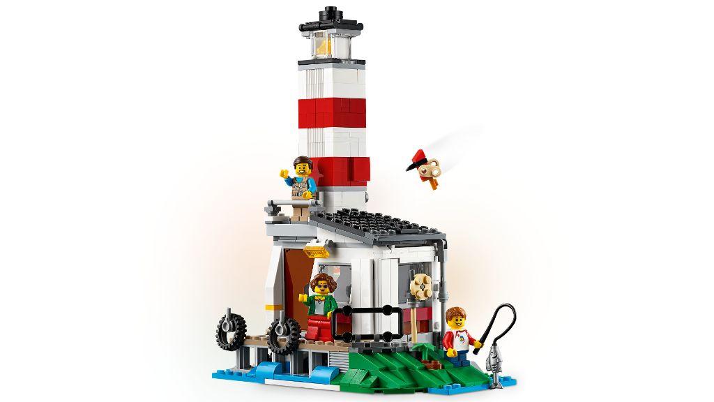 LEGO Creator 31108 Caravan Family Holiday 7