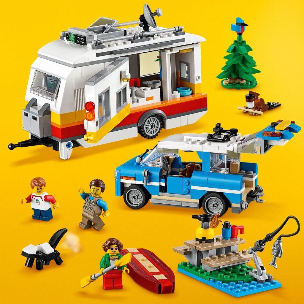 LEGO Creator 31108 Caravan Family Holiday 8 1024x1024