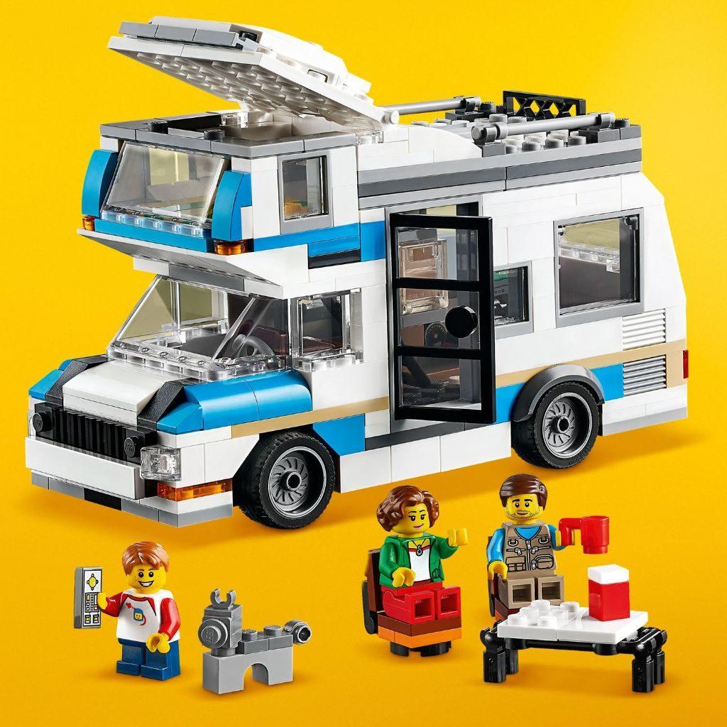 LEGO Creator 31108 Caravan Family Holiday 9 1024x1024