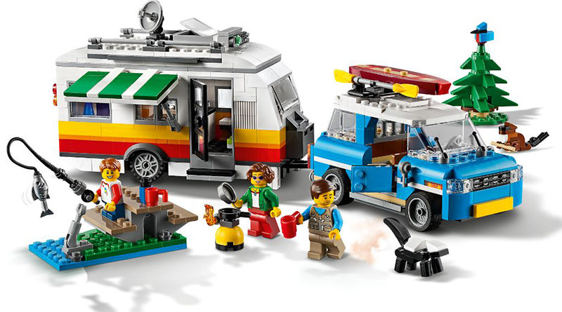 LEGO Creator 31108 Caravan Family Holiday Featured 800x445