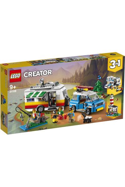 LEGO Creator 31108 Family Caravan 1