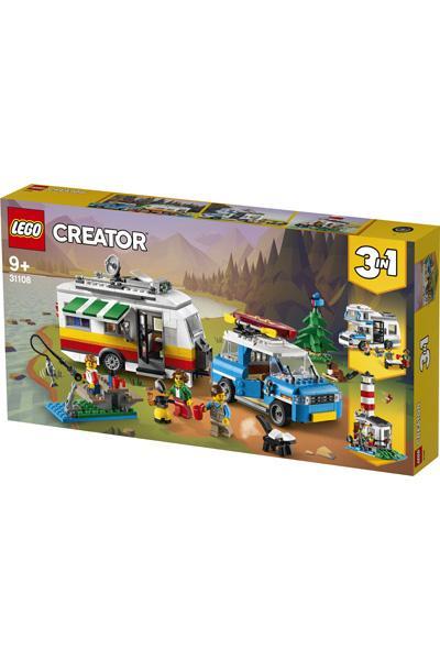 LEGO Creator 31108 Family Caravan 3