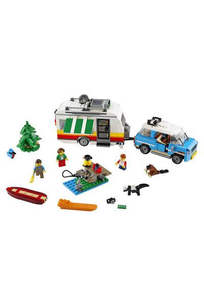 LEGO Creator 31108 Family Caravan 5