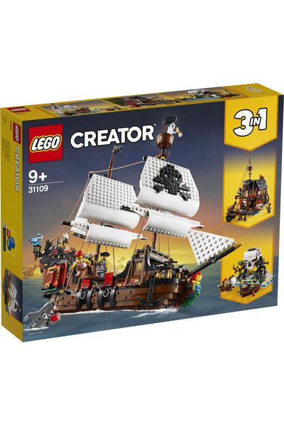 LEGO Creator 31109 Pirate Ship 1