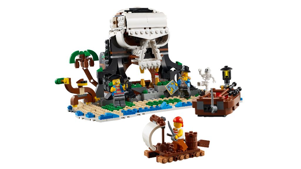 LEGO Creator 31109 Pirate Ship 10