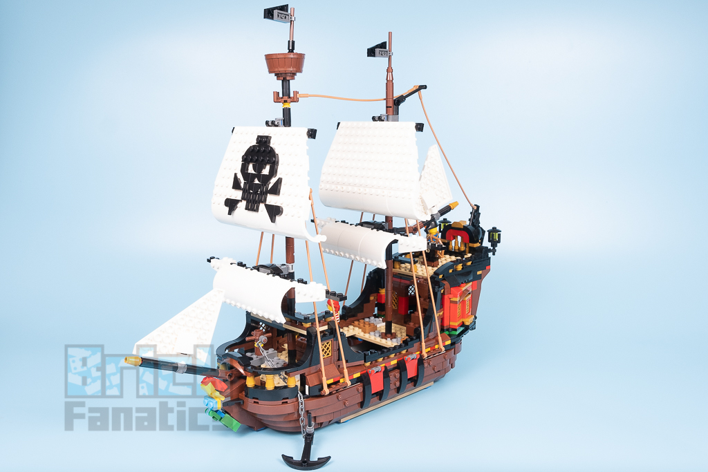 LEGO Creator 31109 Pirate Ship 12 1