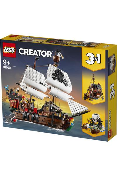 LEGO Creator 31109 Pirate Ship 2