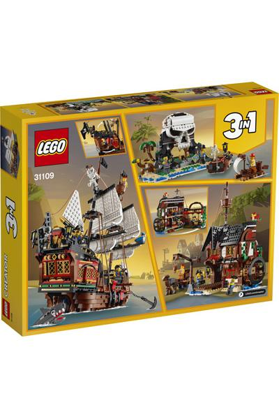 LEGO Creator 31109 Pirate Ship 3
