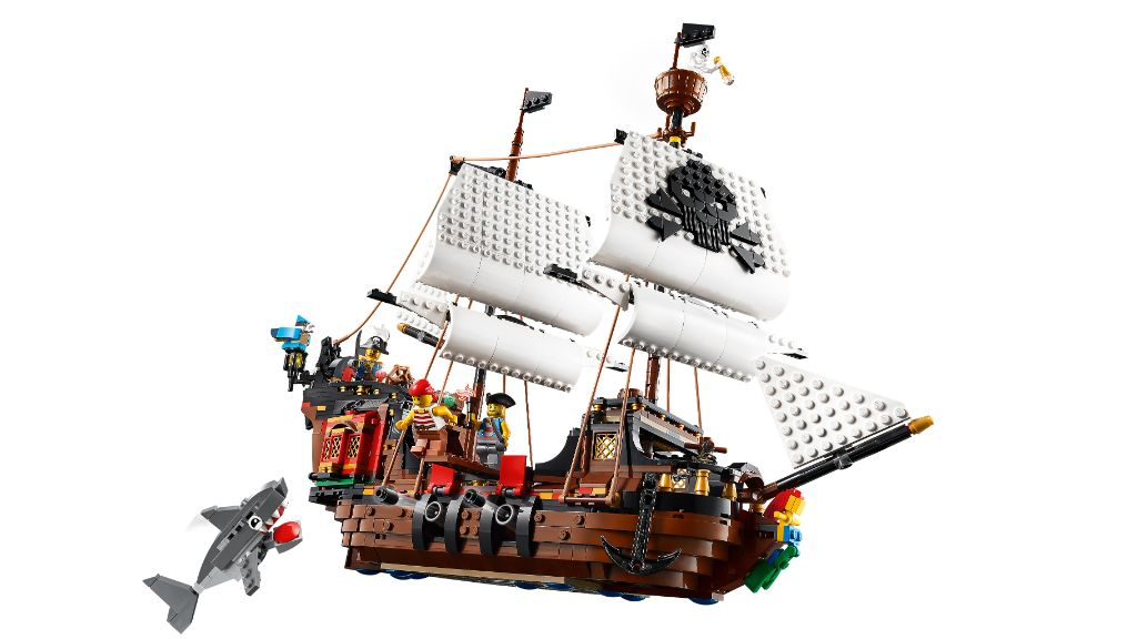 LEGO Creator 31109 Pirate Ship 4 1