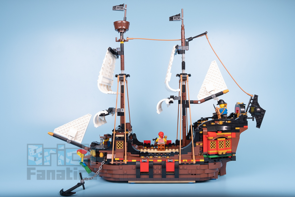 LEGO Creator 31109 Pirate Ship 5 1