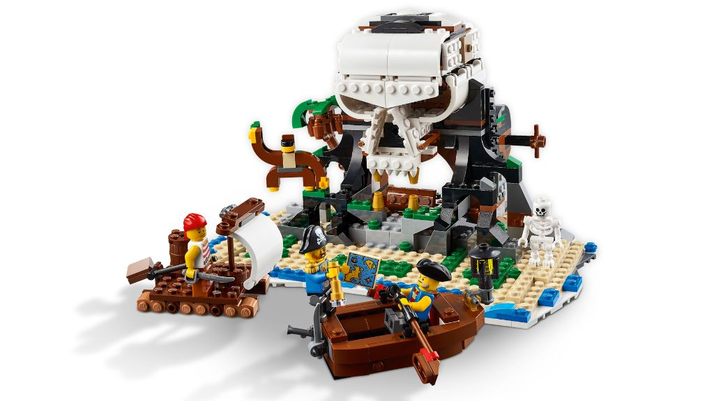 LEGO Creator 31109 Pirate Ship 5