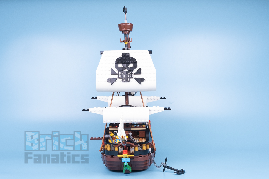 LEGO Creator 31109 Pirate Ship 6 1