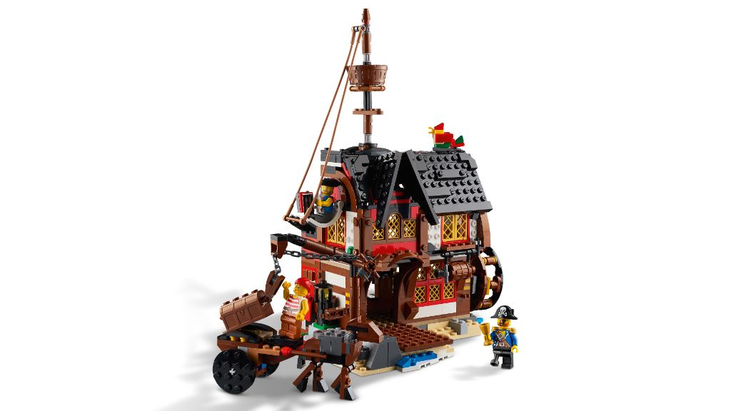 LEGO Creator 31109 Pirate Ship 6