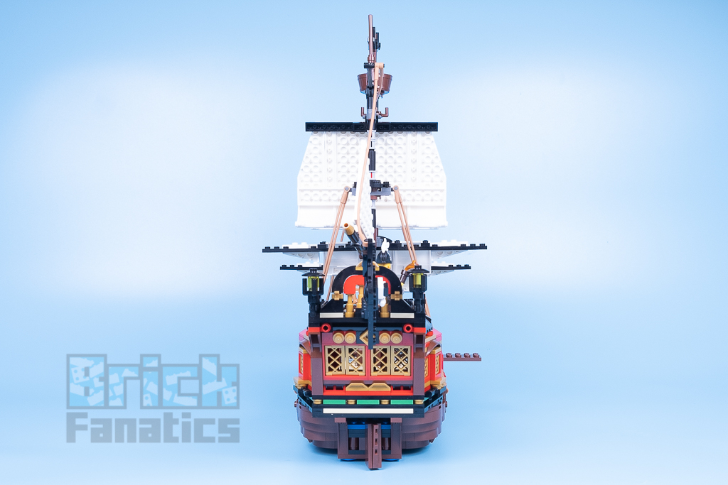 LEGO Creator 31109 Pirate Ship 7 1