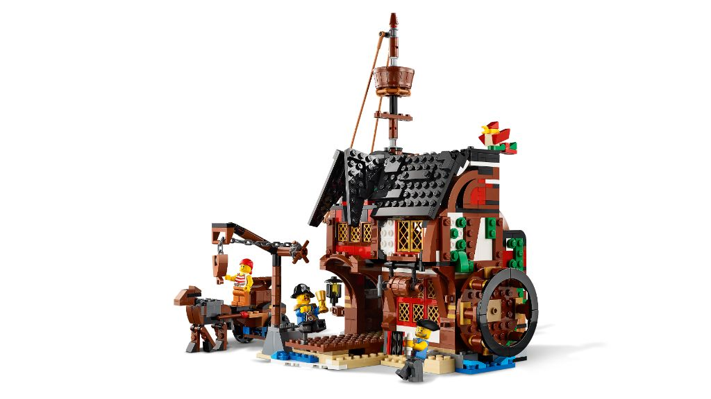 LEGO Creator 31109 Pirate Ship 7