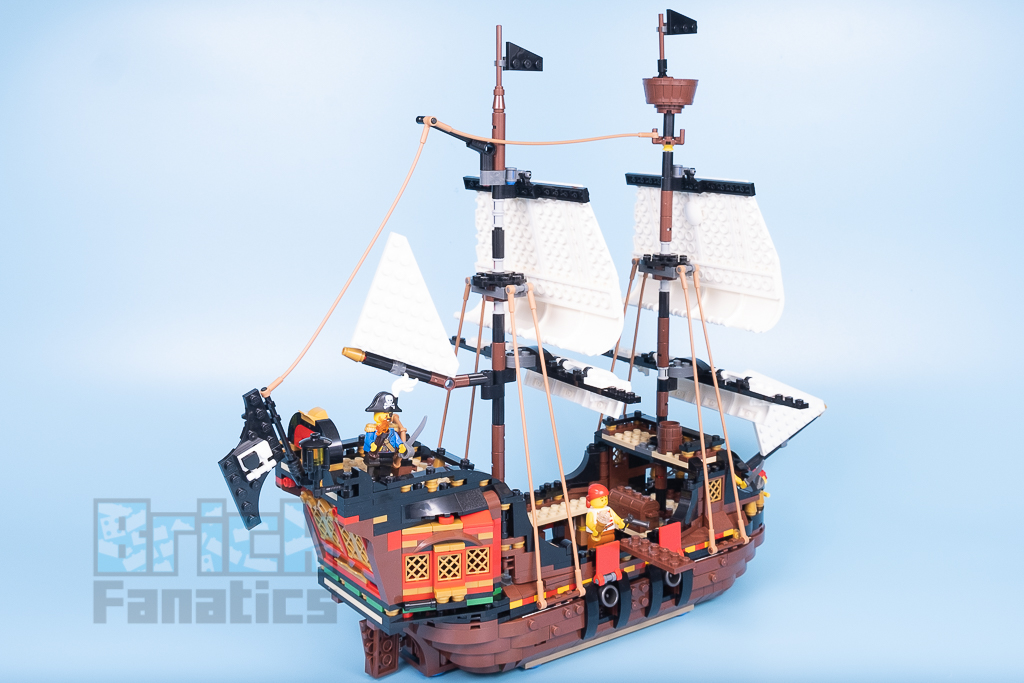 LEGO Creator 31109 Pirate Ship 9 1