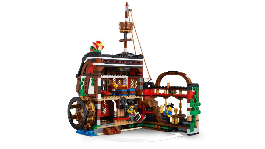 LEGO Creator 31109 Pirate Ship 9