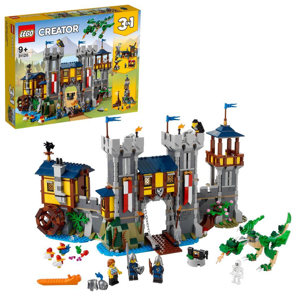 LEGO Creator 31120 Castle 1