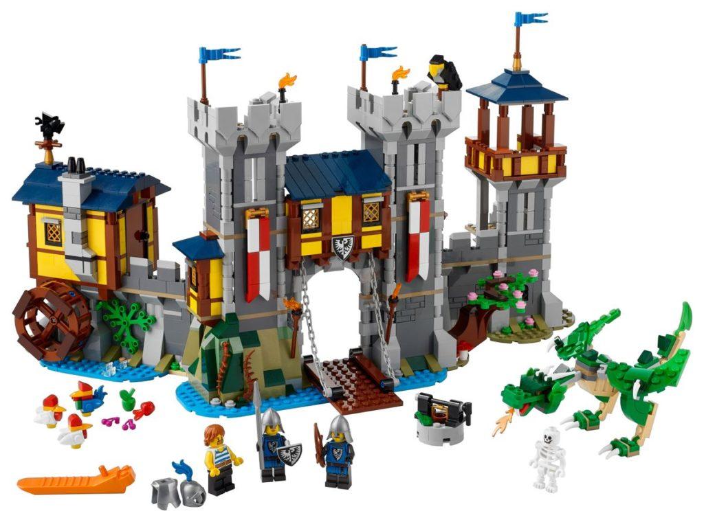 LEGO Creator 31120 Castle 2