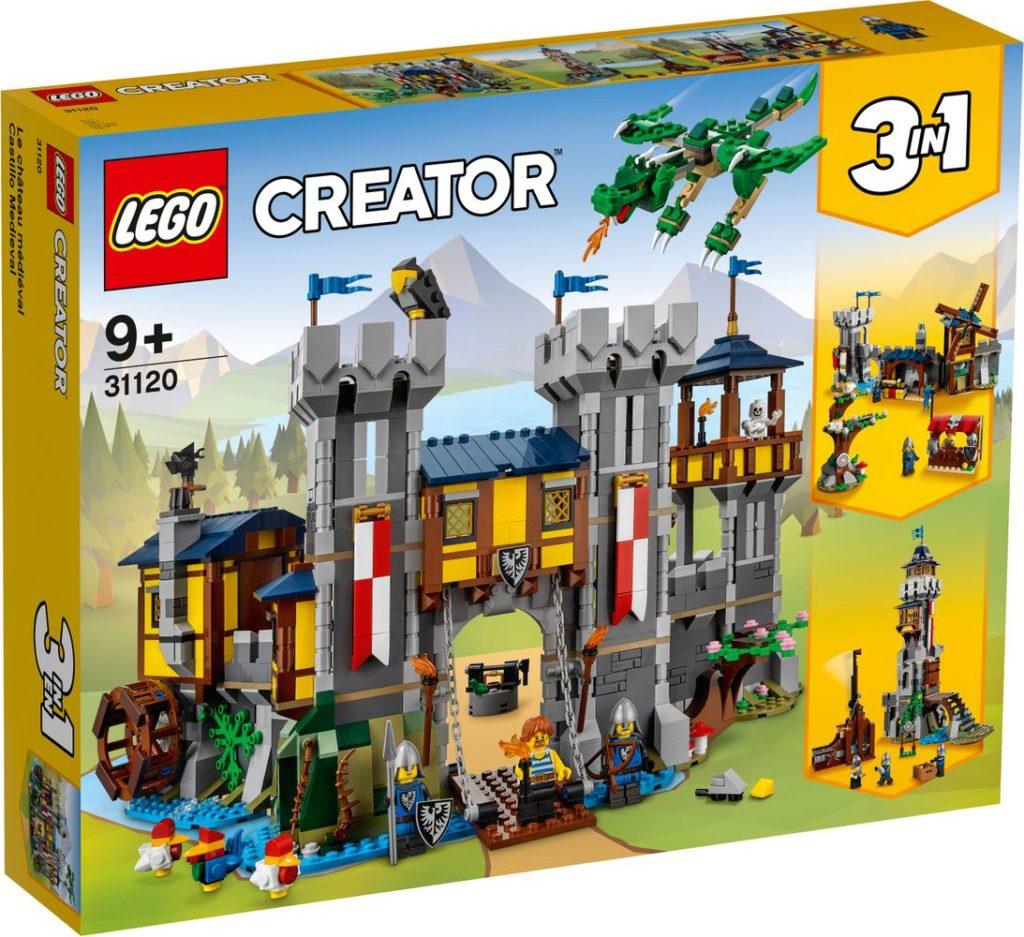 LEGO Creator 31120 Castle 3