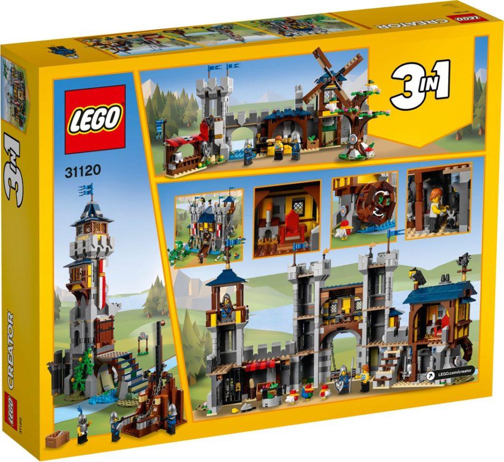 LEGO Creator 31120 Castle 4