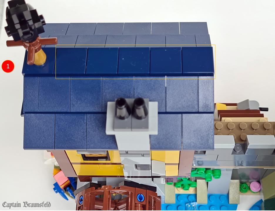 LEGO Creator 31120 Medieval Castle MOD 2