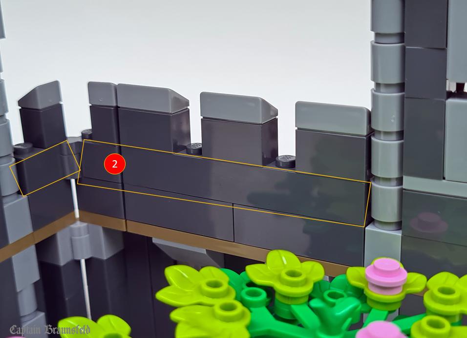 LEGO Creator 31120 Medieval Castle MOD 3