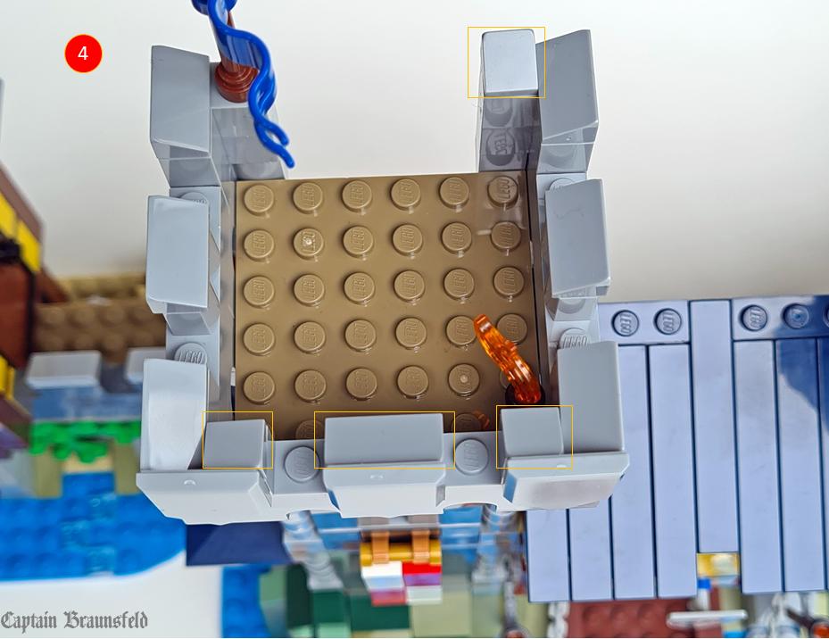 LEGO Creator 31120 Medieval Castle MOD 5