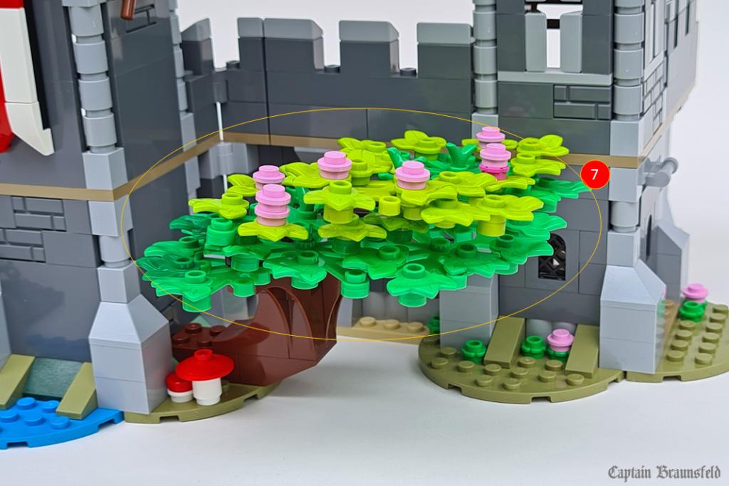 LEGO Creator 31120 Medieval Castle MOD 8