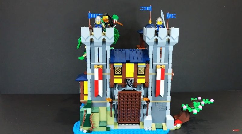 LEGO Creator 31120 Medieval Castle First Look Featured 800x445