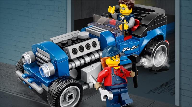 LEGO Creator 404069 Hot Rod Featured