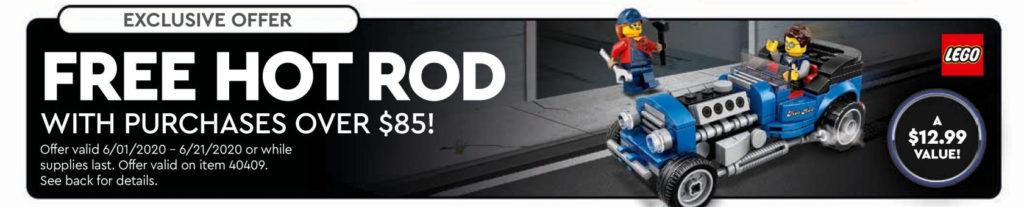 LEGO Creator 40409 Hot Rod