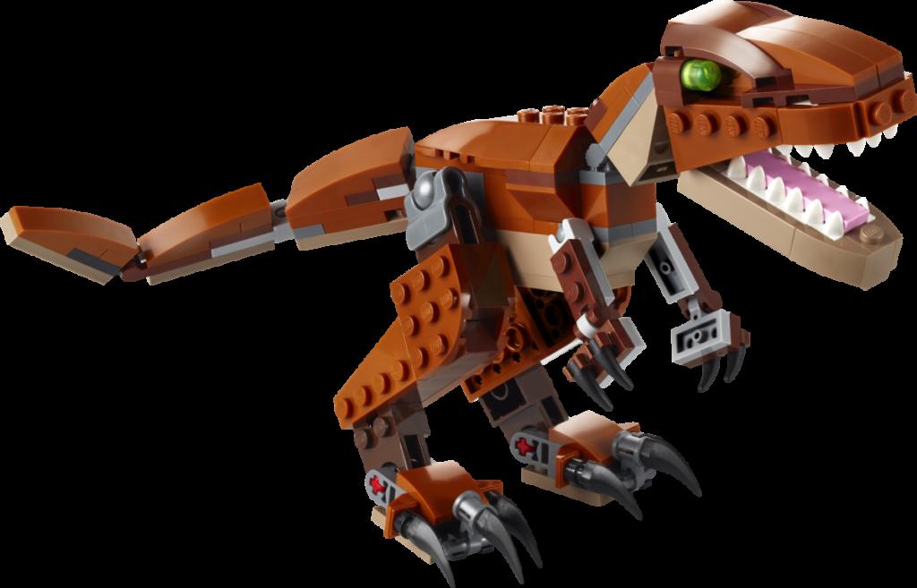 LEGO Creator 77940 Mighty Dinosaurs 1