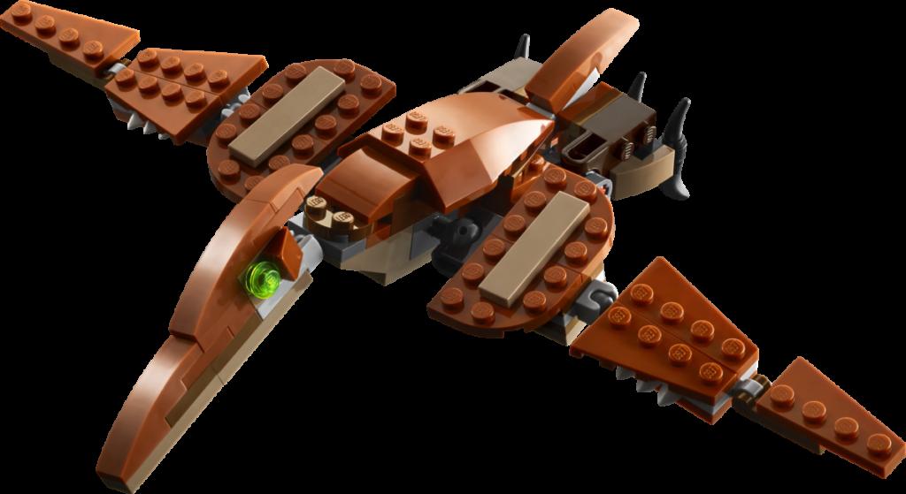 LEGO Creator 77940 Mighty Dinosaurs 3