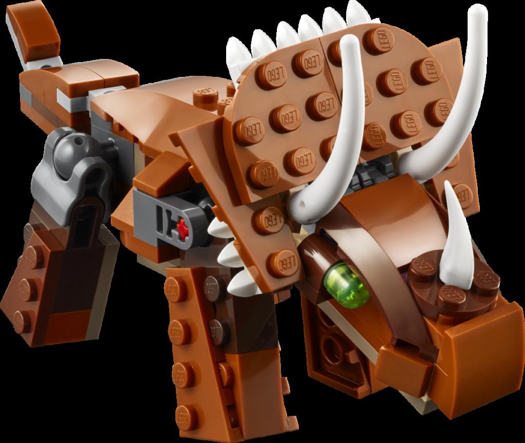 LEGO Creator 77940 Mighty Dinosaurs 4