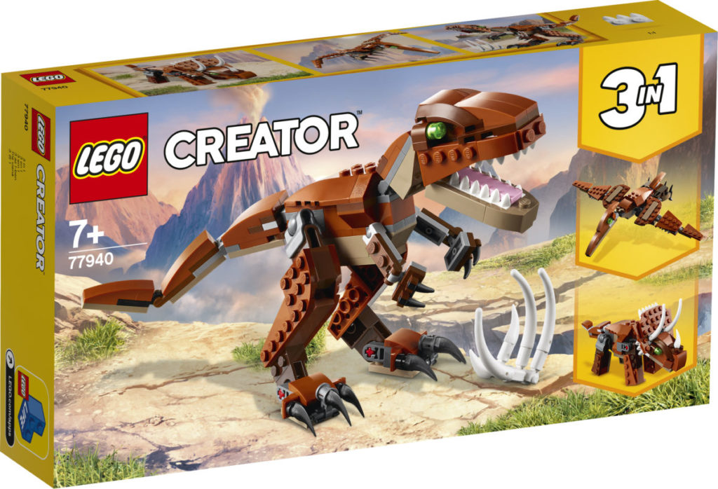 LEGO Creator 77940 Mighty Dinosaurs 6