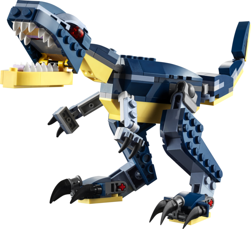 LEGO Creator 77941 Mighty Dinosaurs 1