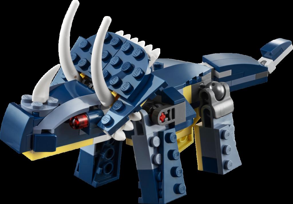 LEGO Creator 77941 Mighty Dinosaurs 2