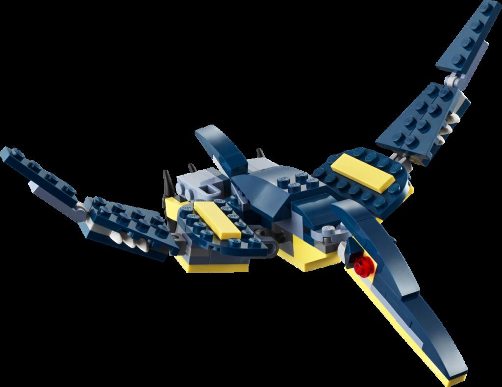 LEGO Creator 77941 Mighty Dinosaurs 3