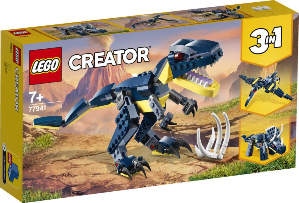 LEGO Creator 77941 Mighty Dinosaurs 7