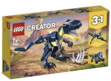LEGO Creator 77941 Mighty Dinosaurs