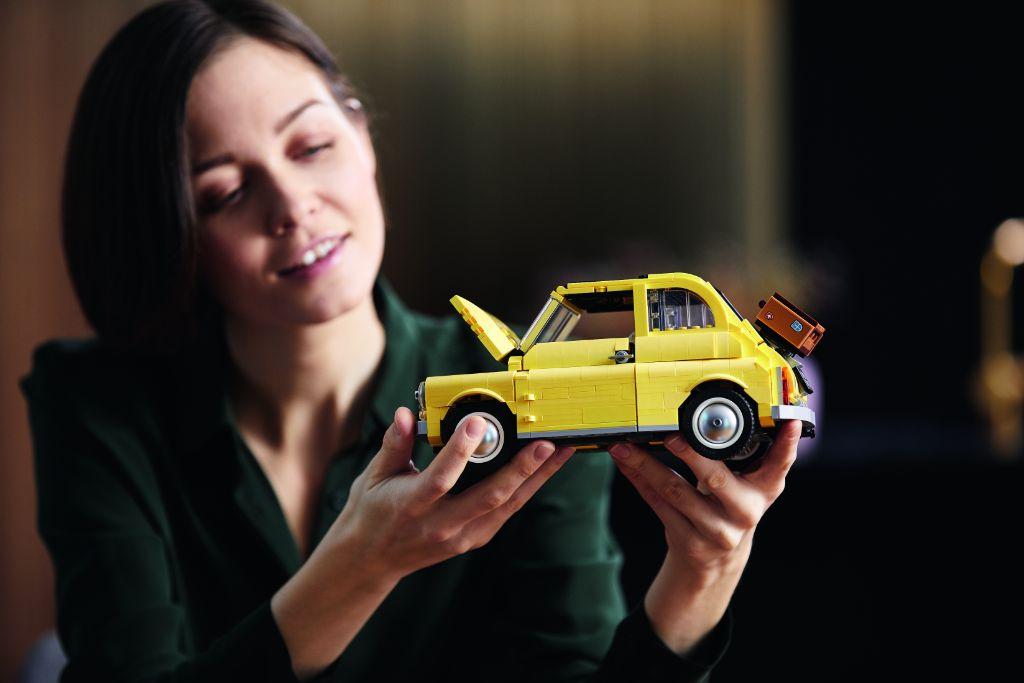 LEGO Creator Exoert 10271 Fiat 500 13