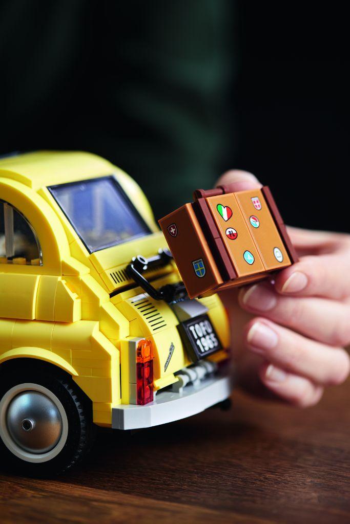 LEGO Creator Exoert 10271 Fiat 500 14