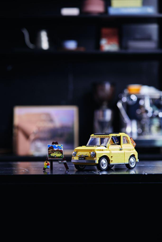 LEGO Creator Exoert 10271 Fiat 500 15