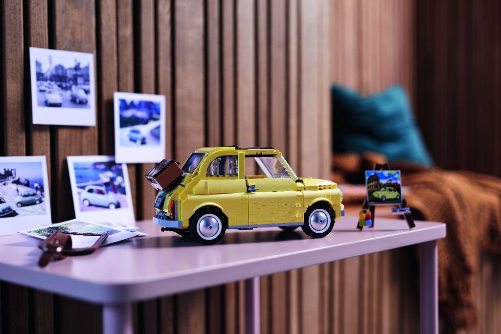 LEGO Creator Exoert 10271 Fiat 500 16