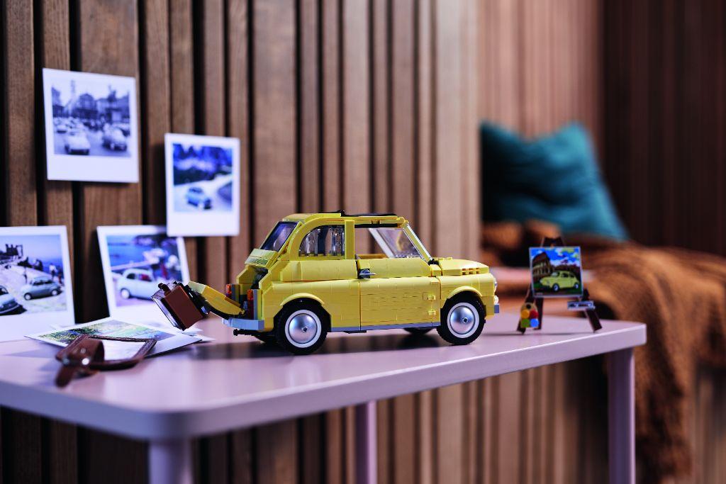LEGO Creator Exoert 10271 Fiat 500 17