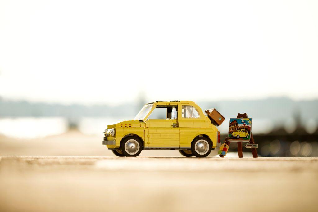 LEGO Creator Exoert 10271 Fiat 500 3